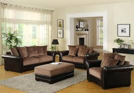 Dark Brown Leather Couch Living Room Ideas by Brown Living Room Furniture U2013 Nippomac Info