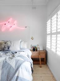 15 Things Every Fashion Girl Has In Her Home Neon BedroomBedroom DecorBedroom