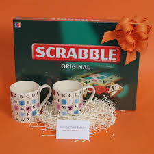 Scrabble Game House Warming Gifts Moving Home Housewarming Gift Ideas UK