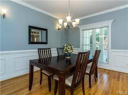 Dining Rooms With Chair Rails Becomingbottos