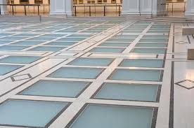 Gilbane Managed Construction Of New Glass Floor