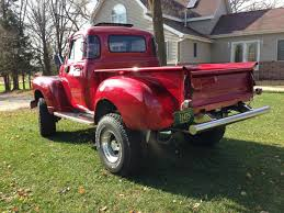 1951 Chevrolet 3100 4X4 On A 1976 Chevy Blazer 1 Ton Chassis ...
