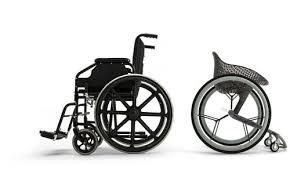 siege handicapé impression 3d concevoir fauteuil c est possible techno