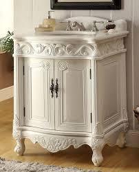 27 inch karl vanity for virtu antonio modern bathroom in adelina