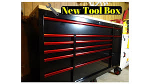 New Tool Box - YouTube The Images Collection Of Tool Storage Box For Pc Organizer Set Craftsman Fullsize Alinum Single Lid Truck Box Shop Your Way 1232252 Black Full Size Crossover 271210 17inch Hand Sears Outlet 26 6drawer Heavyduty Top Chest Whats In My 3 Drawer Toolbox Youtube Boxes At Lowescom Quick Craftsman Tool Restoration Plastic With Drawers Husky Drawer Removal Mobile