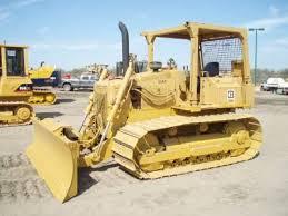 d4 cat dozer caterpillar d4e crawler tractor