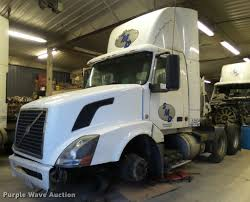 2007 Volvo VNL Semi Truck   Item K6173   SOLD! March 23 Truc... Used Quad Axle Dump Trucks For Sale In Wisconsin And Custom As Truck Pics Or Side Exteions Plus Photo 7 C10 7387 Pinterest Chevrolet 1956 3100 Cameo Pickup For Classiccarscom Cc Olson Trailer And Body Green Bay Wi Equipment Manitex 30112 S Crane In Milwaukee On Chevy Food Mobile Kitchen 1950 Tow Cc657607 Ram Pulaski 1500 2500 3500 Sl Motors