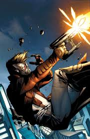 Peter Quill Was Born During An Unusual Astronomical Phenomenon When Many Of The Planets Aligned