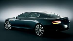 Aston Martin Rapide Wallpaper 3D Characters 3D Wallpapers in
