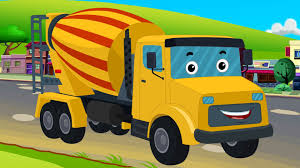 Cement Truck – Kids YouTube Halloween Truck For Kids Video Kids Trucks Alphabet Garbage Learning Youtube Review Toy Monster With The Sound Of Trucks Video Monster Vs Sports Car Toy Race Is F450 Owner Too Picky In His Review Medium Duty Work Crashes Party Travel Channel Watch Russian Of Syria Aid Before Airstrike Heavycom Rescue Stranded Army Truck Houston Floods Videos Children Bruder At Jam Stowed Stuff