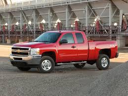 Pre-Owned 2013 Chevrolet Silverado 2500HD Work Truck Standard Bed In ...