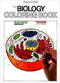 The Biology Coloring Book 1st Edition