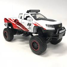 100 Chevy Toy Trucks Maisto This 4x4 Rebel Looks Ready To Tackle Just About Anything