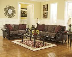 Levon Charcoal Sofa And Loveseat by Ashley Furniture Living Room Sets Levon Charcoal Living Room Set