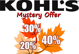 Slickdeals Exclusive: Kohl's Mystery Coupon EXPIRED Starts March 2nd If Anyone Has A 30 Off Kohls Coupon Perpay Promo Coupon Code 2019 Beoutdoors Discount Nurses Week Discounts Ny Mcdonalds Coupons For Today Off Code With Charge Card Plus Free Event Home Facebook Coupons And Insider Secrets How To Office 365 Home Print Store Deals Codes November Njoy Shop Online Canada Free Shipping Does Dollar General Take Printable Homeaway September 13th 23rd If