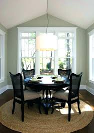 Dining Room Rug Ideas Round Table S Rules Area