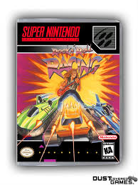 Rock 'N Roll Racing SNES Super Nintendo Game Case Box Cover Brand ...
