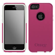 OtterBox iPhone 5 5S SE Case muter Pink Tar