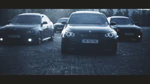 BMW M5 E60 on Vossen CV3 R