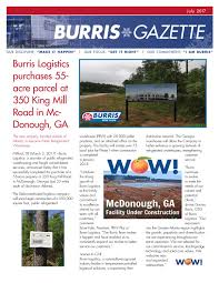 Burris Gazette July 2017 By Maggie Owens - Issuu The Burris Logistics Elkton Team Clipzuicom Enid Company Leading The Trucking Industry In Safety Recognition Competitors Revenue And Employees Owler Company Sc Truck Driver Shortages Push Companies To Seek Younger Candidates Gazette July 2017 By Maggie Owens Issuu Trucking With Teresting Names Truckersreportcom Food 1016 Supplydemand Chainfood Prime News Inc Driving School Job Asset Based Solutions Cousins Bnsf Hirail Semi 05 Peterbilt 51ft Stepdeck Trl For Sale Mcer Transportation Burris Gazette