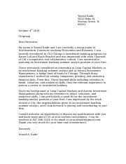 1 Pages Yousuf Kadir JPM Cover Letter