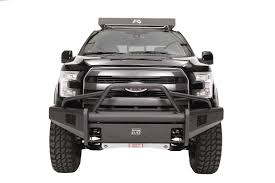 100 Front Bumpers For Trucks 20152017 F150 Fab Fours Elite Bumper W PreRunner Guard FF15