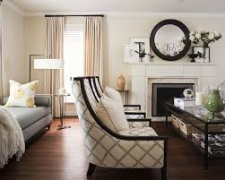 iron and glass coffee table living room jennifer worts design