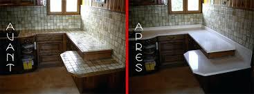 refaire plan de travail cuisine carrelage renovation plan de travail cuisine carrele plan travail cuisine