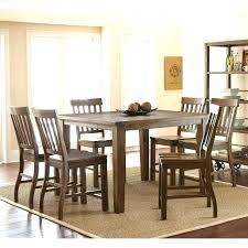 Tall Dining Table And Chairs Room Sets Counter Height Kitchen New Tables High 4