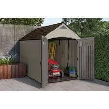 suncast covington store shed 7x10 ft true value