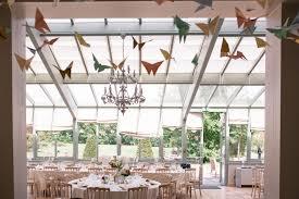 mariage chetre decoration salle plafond suspension mydayandco