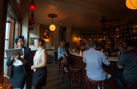 The Breslin Bar And Grill Melbourne by The Spotted Pig Eater Ny