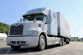 FORSSA, FINLAND - JULY 4, 2015: Grey Mack Vision Semi Truck Parked ... Mack Pinnacle Hobbydb To Recall More Than 200 Trucks Lehigh Valley Business Cycle Trucks Stock Photos Images Alamy 2014 Cxu613 Sleeper Semi Truck For Sale 486157 Miles 2004 Cx613 Semi Truck Item K7697 Sold April 20 Tru Introduces Its Brand New Onhighway Tractor Ultraliner Australian Pinterest Road 2007 Mack Granite Cv713 Day Cab Auction Or Lease Tractors N Trailer Magazine Trucks For Sale In Ga Forssa Finland July 4 2015 Cventional Vision