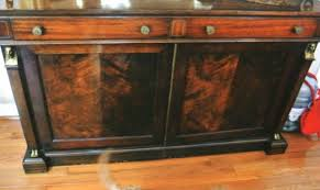 Joe Rosson Stylish Dresser Used For Dishes In Dining Room Or Kitchen
