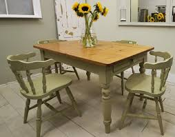shabby chic kitchen table sets kitchen table gallery 2017