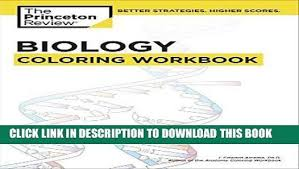Read Now Biology Coloring Workbook An Easier And Better Way To Learn Workbooks