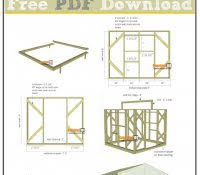 Free 8x8 Shed Plans Pdf by How To Build A 10x10 Shed Step By Mini Cedar Storage 8x12 Cost