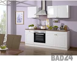 günstig küchenzeile 210 braga komplett inkl e geräte