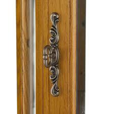 Pulaski Oak Corner Curio Cabinet by Lighted Corner Curio Cabinet Oak Best Home Furniture Decoration