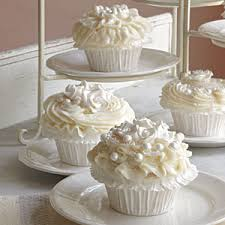 Wedding Cake Cupcakes Recipe Simple