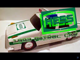Video Review Of The Hess Toy Truck: 1993 Hess Patrol Car - YouTube 1990 Hess Toy Tanker Truck Custom Made Double 19728768 Toy Trucks All Hess Truck Collectors Forum Home Facebook Hdware True Value Bank Die Cast Metal Colctable 2016 And Dragster All On Sale Mini Amazoncom 1999 Space Shuttle With Sallite The Backthough It Never Really Disappeared From The Super 2014 Cruiser Scout 50th Colctibles Price List Glasses Bags Signs 1991 Servco Model Of