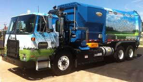 100 Rubbish Truck Hybrid Garbage Now On Sale In US Saving Fuel While Hauling