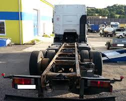 6x2 Undercarriage Air Retarder Beds Renault CZECHMAT.CZ