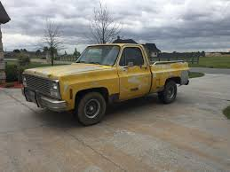 100 C10 Chevy Truck Bought My Grandpas 1980 This Weekend Will Post