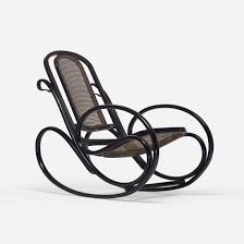 Sam Maloof Rocking Chair Auction by Società Anonima Antonio Volpe Udine 1920 Ca Antonio Volpe