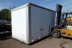 100 Atlantic Truck Sales 2001 Morgan GVSD10324102 Box Body For Sale By Arthur Trovei Sons
