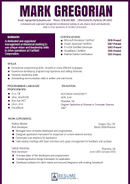 Amazing IT Resume Examples 2019 | Free Online Samples 50 Best Cv Resume Templates Of 2018 Web Design Tips Enjoy Our Free 2019 Format Guide With Examples Sample Quality Manager Valid Effective Get Sniffer Executive Resume Samples Doc Jwritingscom What Your Should Look Like In Money For Graphic Junction Professional Wwwautoalbuminfo You Can Download Quickly Novorsum Megaguide How To Choose The Type For Rg
