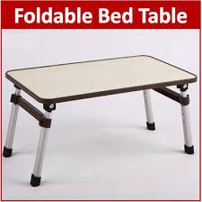 Qoo10 21 Bed Table E H table organizer Foldable Table Portable