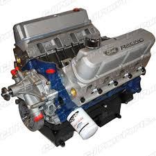 100 460 Crate Motors Ford Truck Mustang Racing Engine CID Boss 351 Block 575 HP Rear