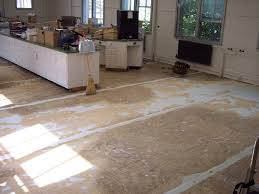 Preparing Wood Subfloor For Tile by Epoxy Flooring Systems